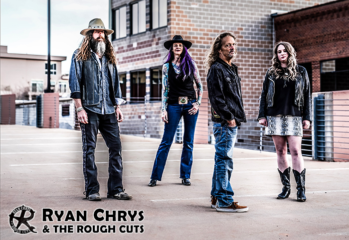 Ryan Chrys and the Rough Cuts - outlaw country